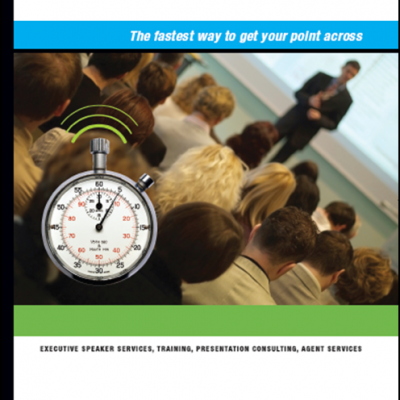 Essential Quick Guide to Power Presentations (eBook)